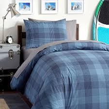 Xl Twin Duvet Covers Bedding Branson Plaid Deluxe Duvet Set With Duvet Sheet Set Pillowcase