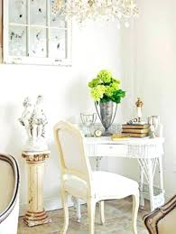 chic office desk decor wonderful shabby chic office images best ideas exterior chic office