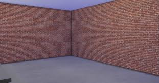 brick walls mod the sims brick walls 2