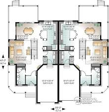 multi family plan w3001 detail from drummondhouseplans com
