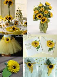 Sunflower Themed Bedroom 136 Best Sunflower Wedding Ideas Images On Pinterest Marriage