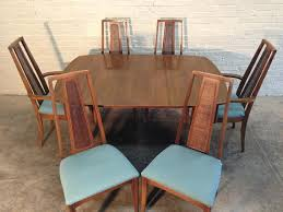 Broyhill Dining Room Sets Broyhill Mid Century Modern Dining Table W 6 Chairs Great Mad