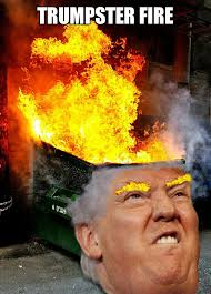 Fire Meme - quick everyone post your favorite trumpster fire meme so we can
