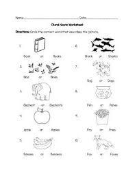 the 25 best plural nouns worksheet ideas on pinterest irregular