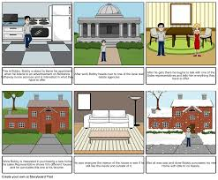 Home Interior Sales Representatives Ad Campaign Storyboard Storyboard By William Berger