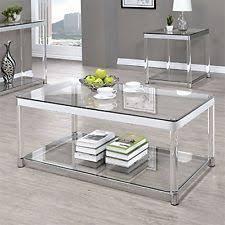 clear acrylic coffee table acrylic coffee table ebay