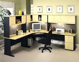Office Desk Essentials Corner Desks With Shelves Small Corner Office Desk Shelves