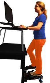 Standing To Sitting Desk Convert Sitting Desk To Standing The Stand Steady With Versatile