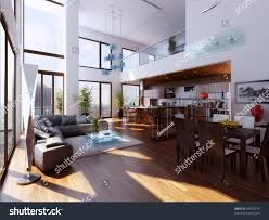 duplex interior stock illustration 39570124 shutterstock