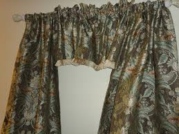 details about home fashions 3pc pole top drapery panels