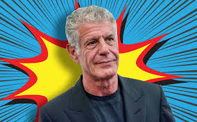 anthony bourdain set to release spine chilling food comic bookstr
