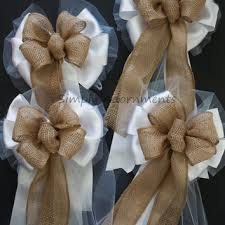 wedding bows brown bronze filigree wedding pew bow from simply adornments