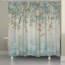 Shower Curtains Bed Bath And Beyond Buy Blue And Grey Shower Curtains From Bed Bath U0026 Beyond