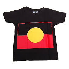 Flag Black Red Yellow T Shirt Aboriginal Flag Kids Buy Online Worldwide Shipping