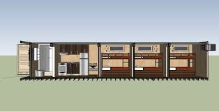 container home floor plan 40 container home amazing ireland built itus first shipping