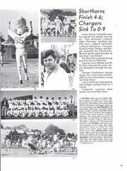 caprock high school yearbook caprock high school la saga yearbook amarillo tx class of