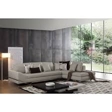 Beige Sectional Sofas Tune Modern White Sectional Sofa Built In Iphone Dock Speakers