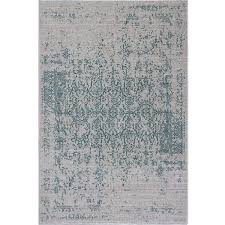 distressed turkish teal rug faded persian teal rug cozy rugs