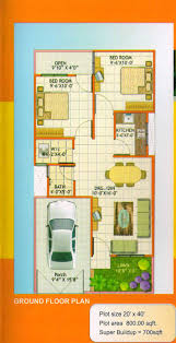 Duplex Plan Shocking Ideas 11 Duplex House Plans 20 X 40 Duplex House Plan X