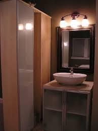 Bathroom Bookcase Ikea Hackers Ikea Hackers by Very Vanity Vessel Hack Aka Vanity With Vessel Sink Ikea Hackers