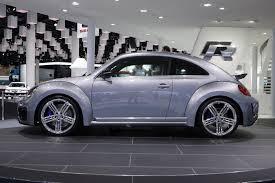 volkswagen beetle modified interior volkswagen beetle r concept revealed at frankfurt motor show