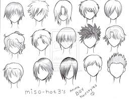 Spiky Anime Hairstyles | 10 best anime images on pinterest anime boys anime guys and cartoon