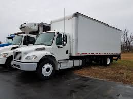 freightliner used trucks freightliner box van trucks for sale