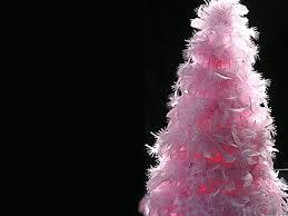 feather tree cool christmas tree decor decor