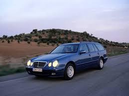bagged mercedes wagon mercedes benz e klasse ii w210 s210 wagon 5 doors exterior