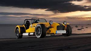 caterham it u0027s not every day america gets 2 new caterham sevens