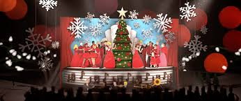 White Christmas Stage Decorations by Irving Berlin U0027s White Christmas Pixel Farm Irving Berlin U0027s