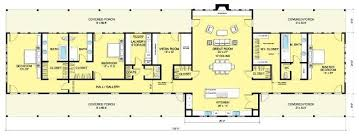 beautiful long ranch house plans new home plans design
