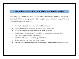 Example Of Dental Assistant Resume by Resume Language Skills Generic Resume Resume Skills Reddit