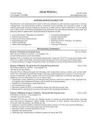 Sample Resumes Nurses by Sample Resume Nurse Virtren Com