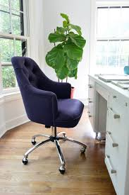 Purple Desk Chair Something Old New Borrowed U0026 Blue Young House Love