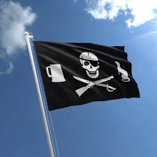 Picture Of A Pirate Flag Our Jolly Roger Pirates For Sail