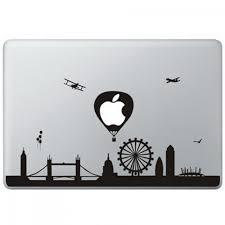 london landmarks macbook decal kongdecals macbook decals london landmarks macbook decal black decals