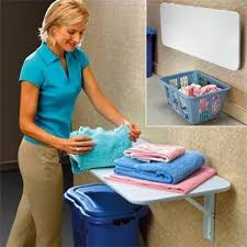 Laundry Room Table For Folding Clothes Best 25 Folding Laundry Ideas On Pinterest Diy Clothes Rod Diy