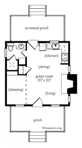 Floor Plans For 2 Bedroom Granny Flats Two Bedroom Bath House Plan Small 2 Bed 1 Plans 4 3 Luxihome