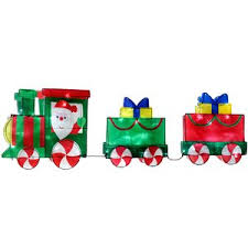 Christmas Decorations Outdoor Train by Outdoor Seasonal Decorations Wayfair Co Uk