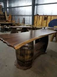 hammered copper dining table dining table gorgeous diy wine coffee marcella whiskey bar sink