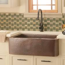 Amazing Copper Apron Front Sinks Farmhouse  Copper Apront Front - Kitchen sinks sydney