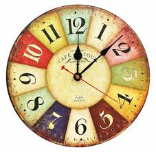 silent wall clocks large decorative wall clock wood silent wall clock non ticking for