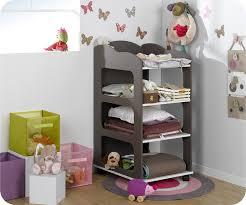 chambre bébé couleur taupe table à langer soho taupe