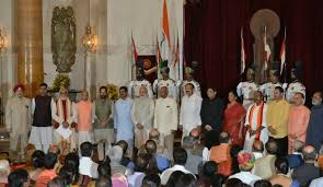 full list of union cabinet and council of ministers the hindu