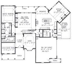 house plans with keeping rooms traditional style house plan 5 beds 3 50 baths 2994 sq ft plan