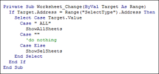 show specific sheets in excel contextures blog