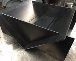 Steel Firepits Custom Pit Etsy