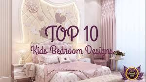 Bedroom Design Personality Test Top 10 Kids Bedroom Designs From Luxury Antonovich Design Youtube