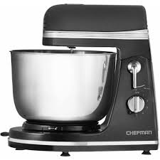 Kitchen Stand Mixer by Chefman Ultra Power Stand Mixer With Stainless Steel Bowl